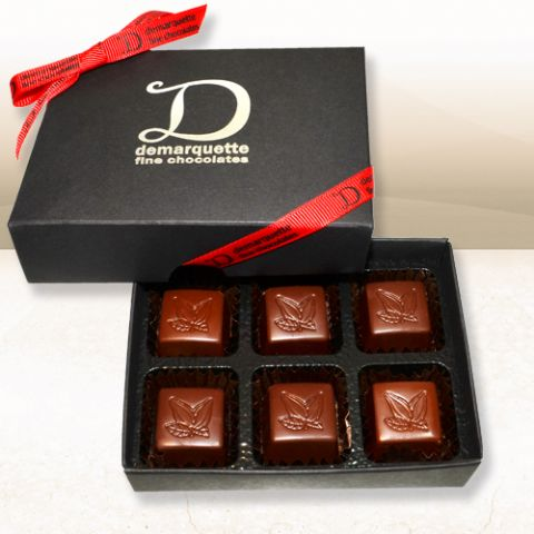 Demarquette Catongo Luxury Chocolates - a unique chocolate variety exclusive to Demarquette Fine Chocolates.